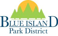 Blue Island Park District Logo_Navy Lettering_2017
